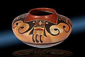 Polychrome Jar, Hopi-Tewa, c. 1900-1920