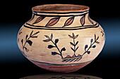 Polychrome Jar, San Ildefonso Pueblo, c. 1890