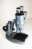Vintage Antique Bausch & Lomb Stereo Microscope