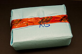 Chemical Evidence Wrapped for Shipment