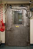 BSL4 Pneumatic Seal Door, NIH