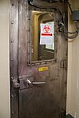 BSL-4 Decontamination Room