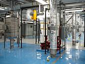 Ventilation System, Biosecurity Research Institute