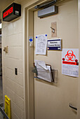 BSL4 Laboratory Changeroom, NIH