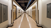 Clean Corridor at Public Health Laboratory