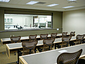 Biosafety Level 3 Training Lab and Lecture Hall