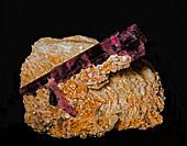 Elbaite Variety Rubellite