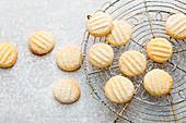 Vanilla biscuits