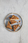 Sugar-free nut corners