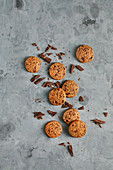 Tahin-Cookies (zuckerfrei)