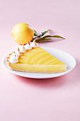 Tarte au citron – French lemon tart
