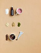 Schnelle Dekoideen - Zuckerguss, Kerne und Schokolade