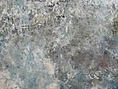 Graublau strukturierter Untergrund