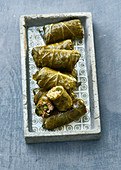 Sarma – stuffed vine leaves