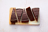 Chocolate cake (sugar-free)