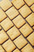 Home-made butter biscuits (sugar-free)