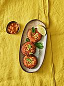 Fish tikki – Indian fish cakes