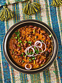 Indian kidney bean curry
