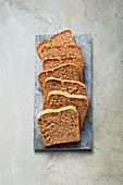 The easiest wholemeal bread in the world