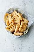 Filhozes – fried Portuguese pastries