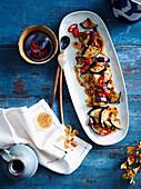 Szechuan Style Chilli Eggplant