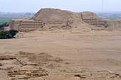 Moche Temple of the Sun, Peru