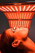 Photomodulation by LED (Light Emitting Diode)