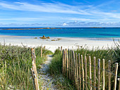 Aber Wrach beach, Finistere, Brittany