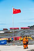 Great Wall Station, King George Island, Antarctica