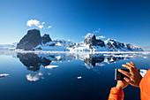 Lemaire channel, Antarctica
