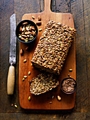 Nuts and seeds bread