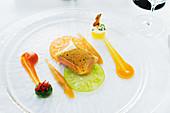 Andalusische Tomaten, Aqua Ritz-Carlton, Wolfsburg