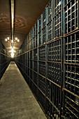 Rarity cellar, Mouton-Rothschild, Bordeaux, France