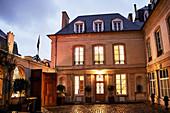 Union Champagne, Stadtpalais, Reims, Frankreich