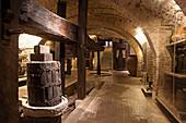 Museum, Lungarotti Rubesco, Umbria, Italy