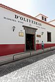 Building, D'Oliveras, Madeira, Portugal