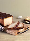 Westerwald potato bread, sliced