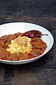 Hungarian-style venison goulash