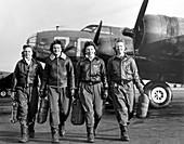 US Women Airforce Service pilots, 1944