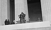 Marian Anderson, US opera singer