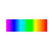 Visible spectrum, illustration