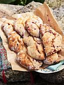 Cranberry baguette