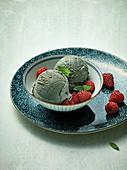 Kuro Goma Aisu – black sesame seed ice cream (Japan)