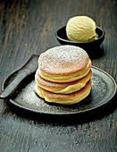 Hotto Keiki – Japanese soufflé pancakes