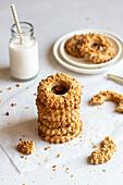 Shortbread rings