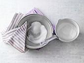 Inhalationslösung aus Kristallsalz