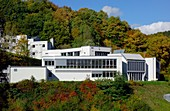 Effelsberg radio telescope control centre, Germany