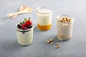 Selbstgemachter Joghurt
