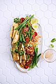 Vegan Tom Yum fried rice