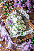 Chives butter
